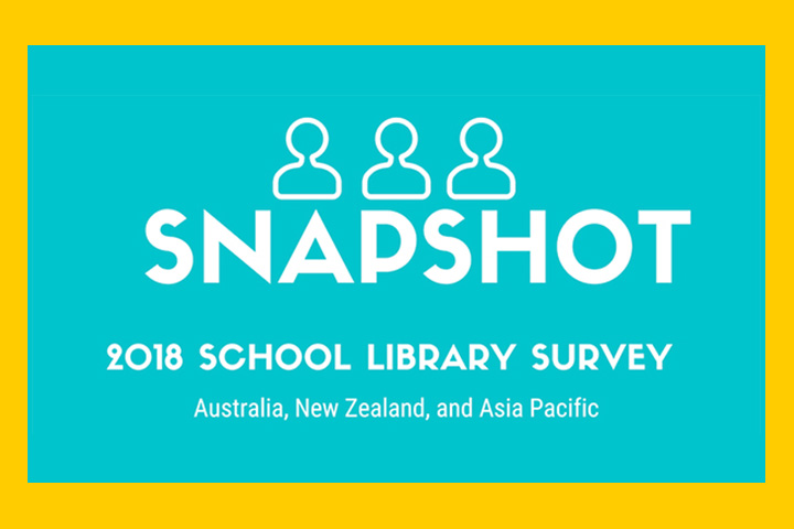 2018 School Library Survey Snapshot - Australia, New Zealand, and Asia Pacific