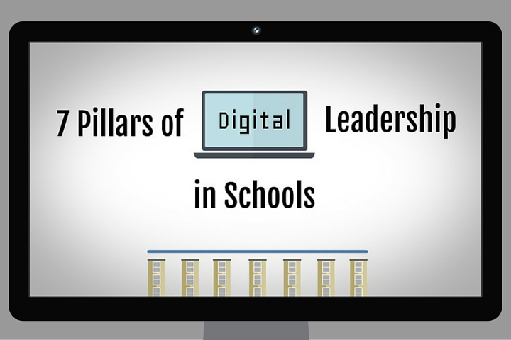 7 Pillars of Digital Leadership in Schools