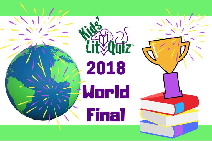 Kids Lit Quiz World Final 2018