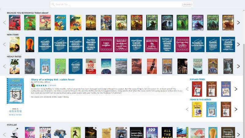 Oliver v5 Browse Lists