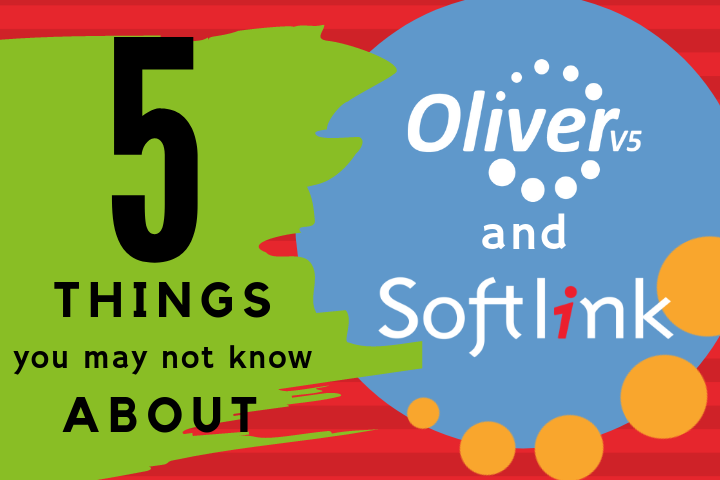 Five things you may not know about Oliver v5 and Softlink
