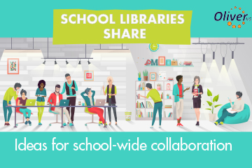 Feature document - school libraries share ideas for school-wide collaboration