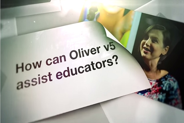 How Can Oliver v5 Assist Educators Video
