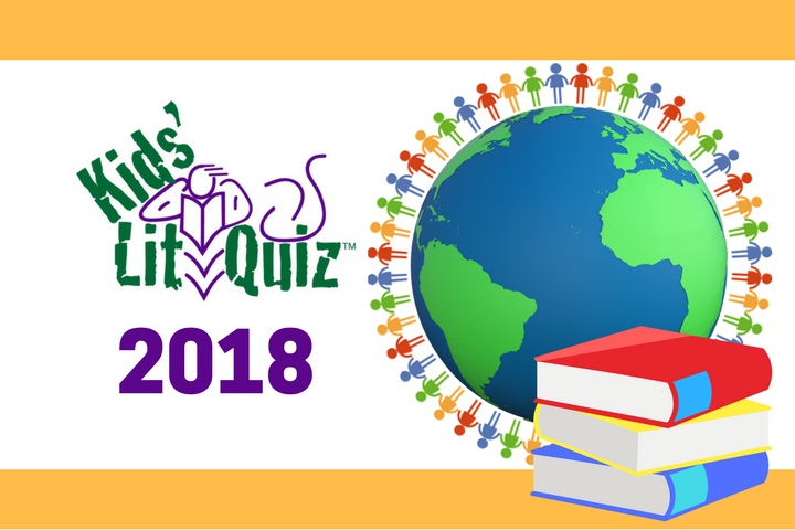 Kids Lit Quiz - count down to the 2018 World Final