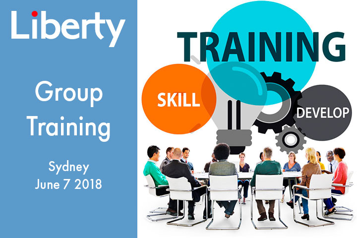 Liberty Group Training - Sydney
