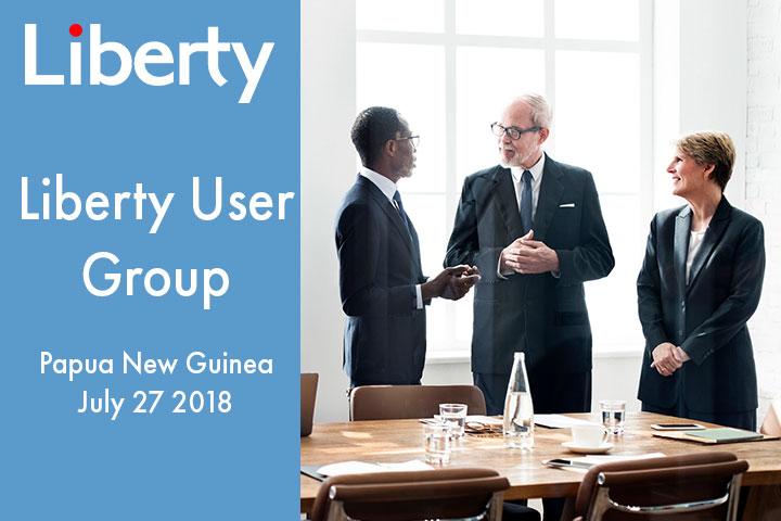 Liberty User Group - Papua New Guinea