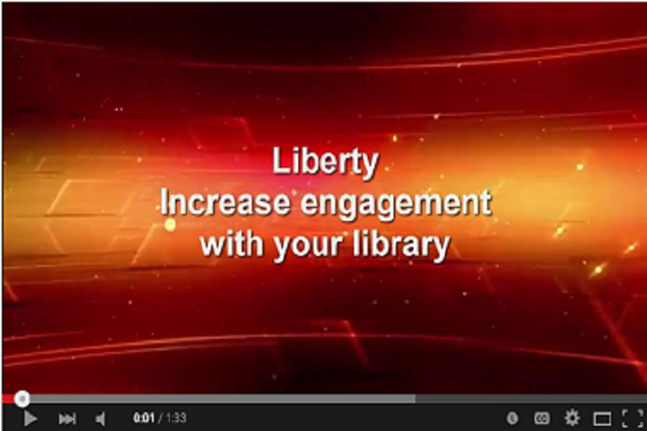 Liberty Increase Engagement With Your Library Video