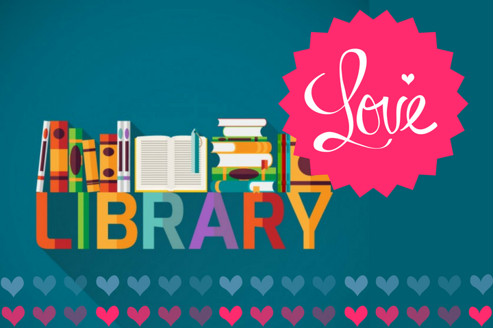February is Library Lovers' Month!