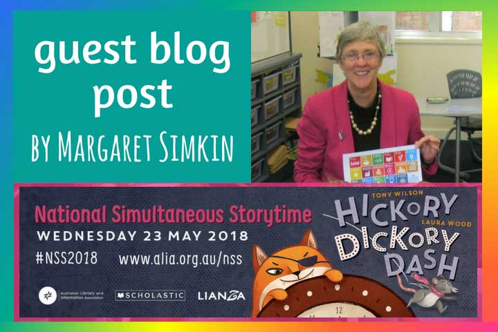 National Simultaneous Storytime across The Hamilton and Alexandra College