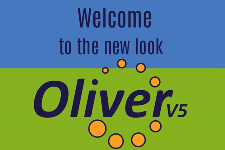 Oliver v5 new OPAC video