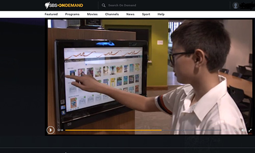 SBS Insight - screens in schools