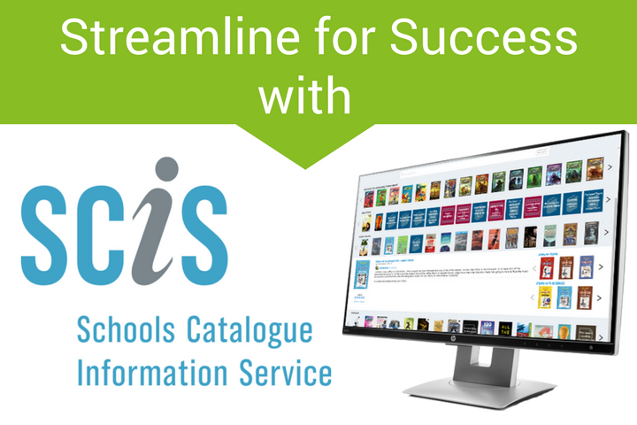 Save time and streamline your cataloguing using SCIS and Oliver v5
