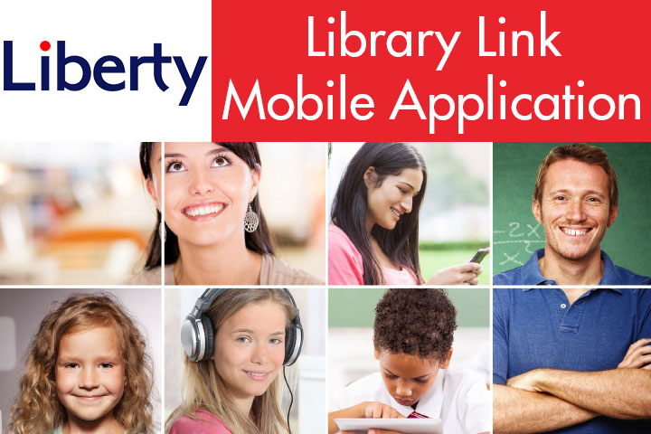 Liberty Library Link App