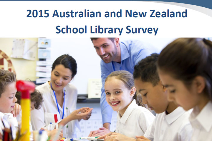 2015 Softlink School Library Survey Report