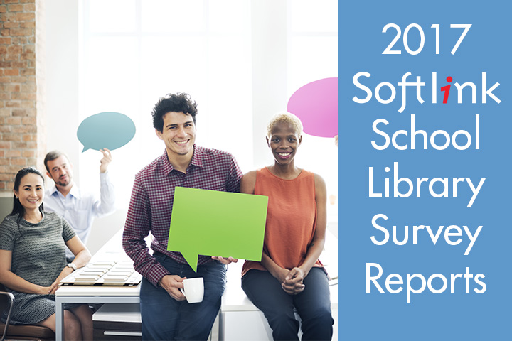 The 2017 Softlink School Library Survey Reports have been released