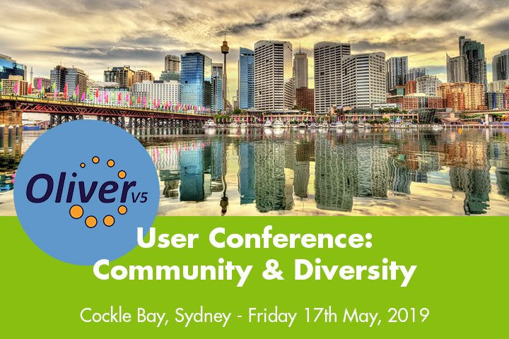 2019 Oliver v5 User Conference: Introducing the speakers
