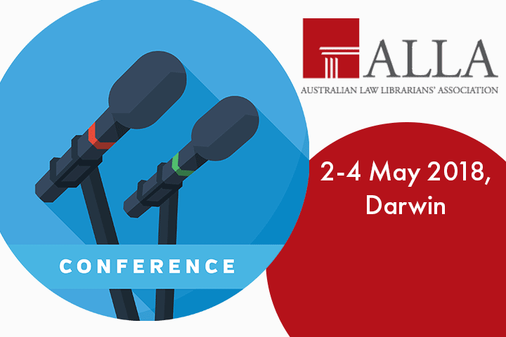 Australian Law Librarians' Association (ALLA) Conference