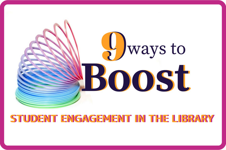 9 Ways Oliver v5 can help boost student engagement in the library