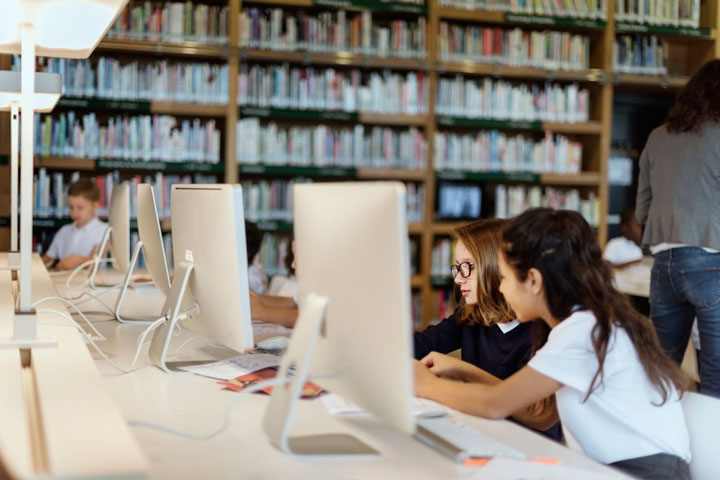 Student feedback helps development of the new look Oliver v5 school library system