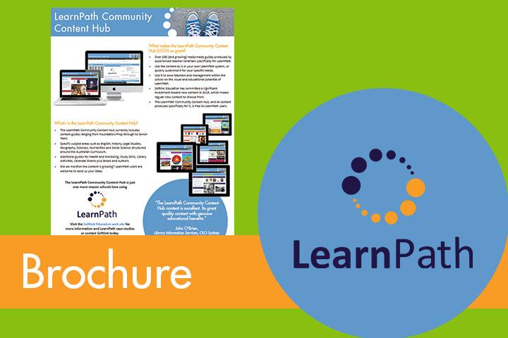 LearnPath Community Content Hub