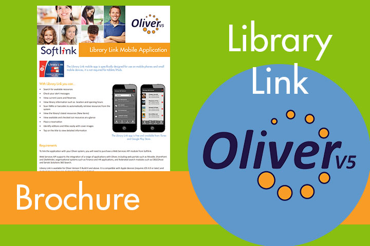 Library Link Mobile App