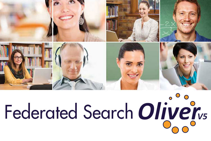 Oliver v5 Federated Search Brochure