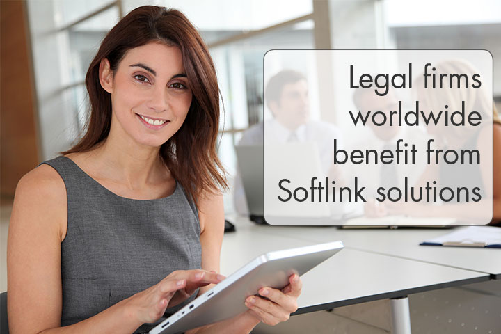 Softlink customer testimonials - legal libraries