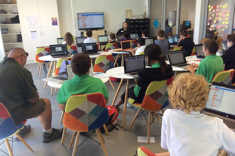 Library gaming workshops inspire local youth