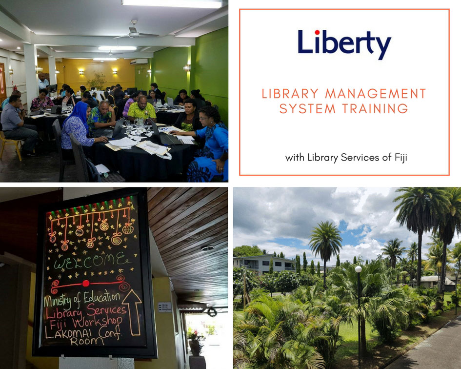 Softlink Information Centres delivers training to Library Services of Fiji