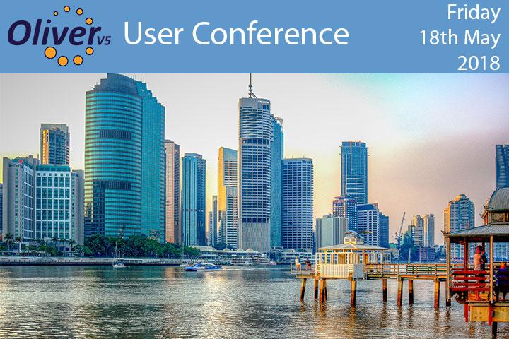 Inaugural Oliver v5 User Conference