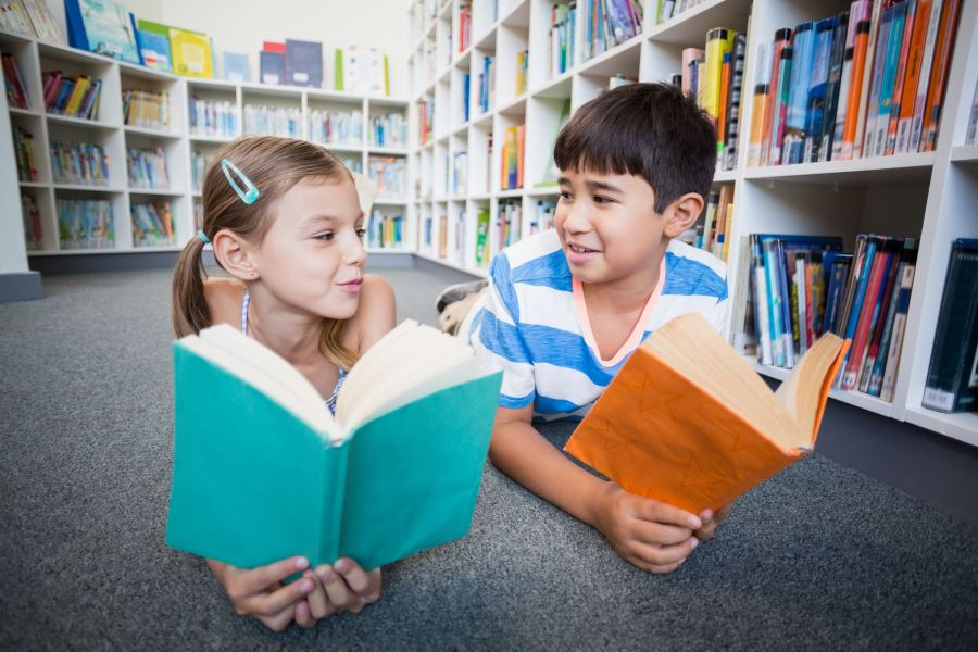 What school libraries can learn from the Scholastic Kids and Family Reading Report