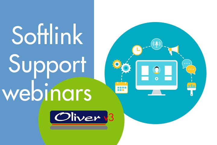 Oliver v3 Softlink Support Webinars