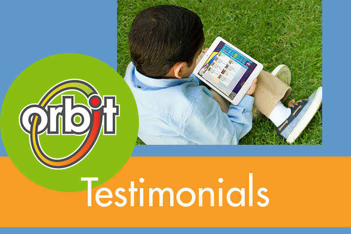 Orbit testimonials