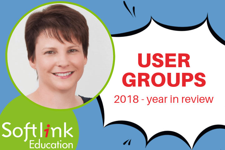 2018 User Groups: A year in review