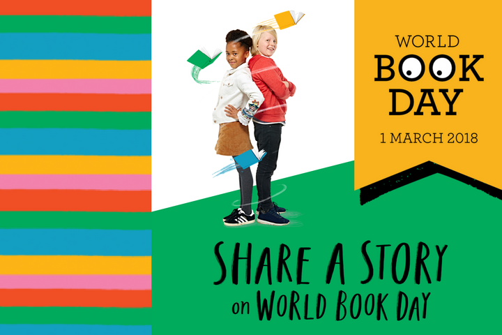 How do you celebrate World Book Day?