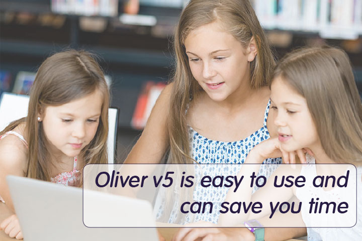 Oliver v5 Is Easy To Use And Can Save You Time