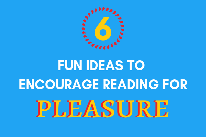 How to get kids reading for pleasure