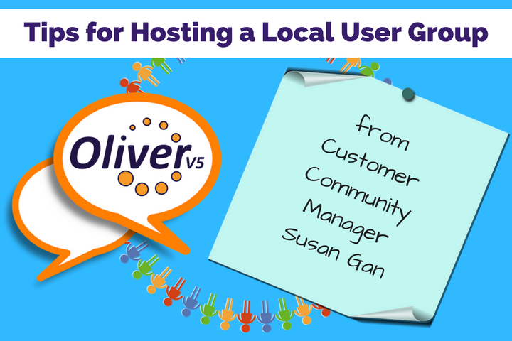 How to organise a local user group