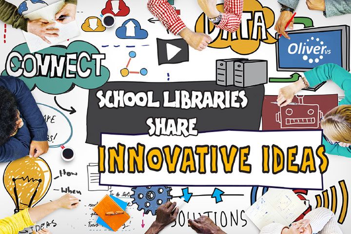 School libraries share innovative ideas