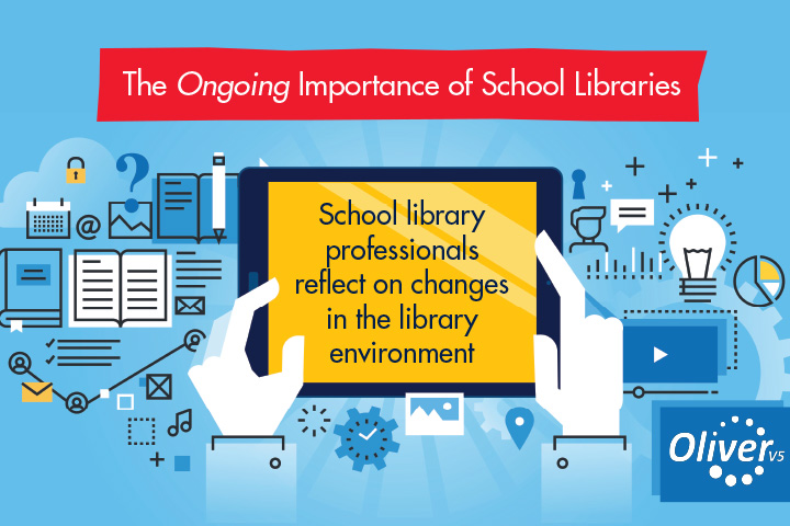 The ongoing importance of school libraries