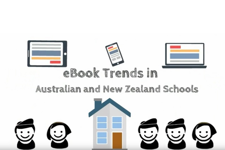 eBook trends in Australian and New Zealand Schools