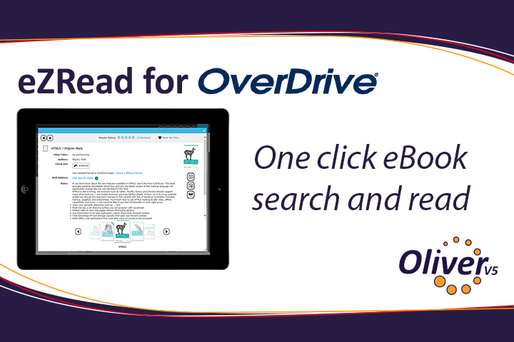 eZRead For OverDrive Oliver v5 Brochure
