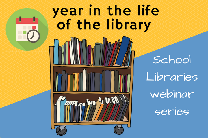 Year-round support for school library professionals with Oliver v5 webinars